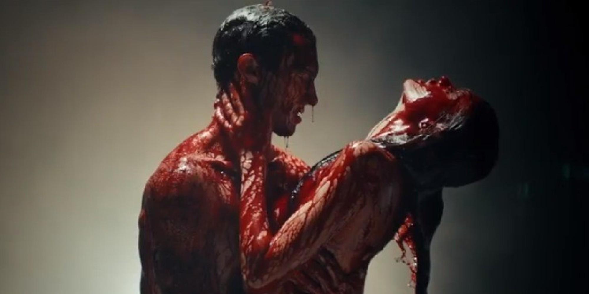 maroon 5 video for animals stars adam levine as butcher