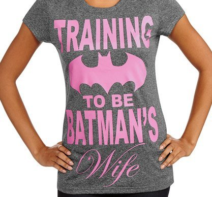 batmans wife