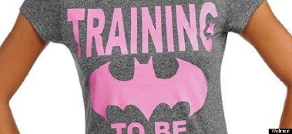 Sexist Shirt For Girls Sends All The Wrong Messages