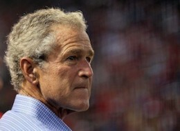 George W Bush Privatizing Social Security