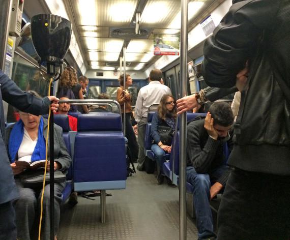 cam clash metro situation