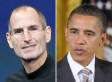Barack Obama, Steve Jobs Meet In San Francisco
