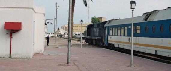 TRAIN GABES
