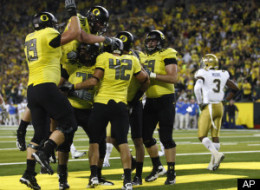 Oregon Ucla Football