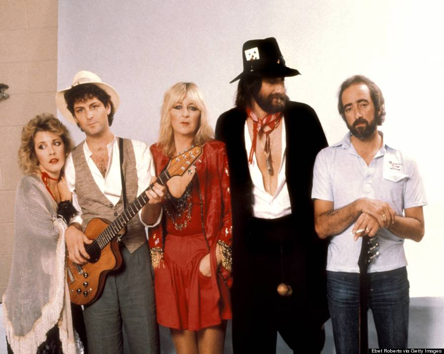 christine mcvie mick fleetwood