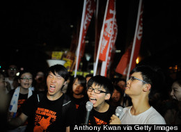 How One 17-Year-Old Is Leading Hong Kong's Fight For Democracy