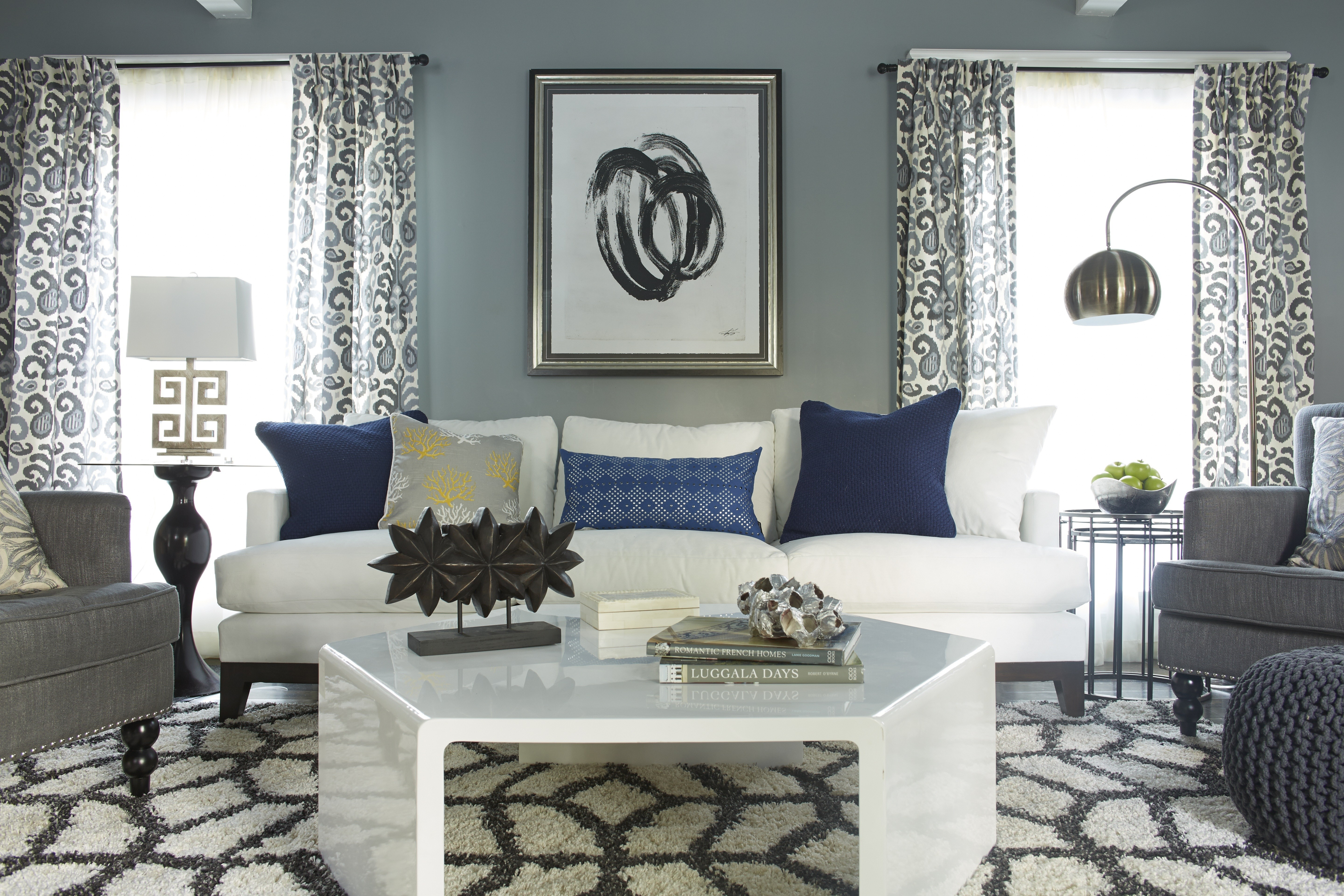 Luxury Decorating Your Living Room On A Budget