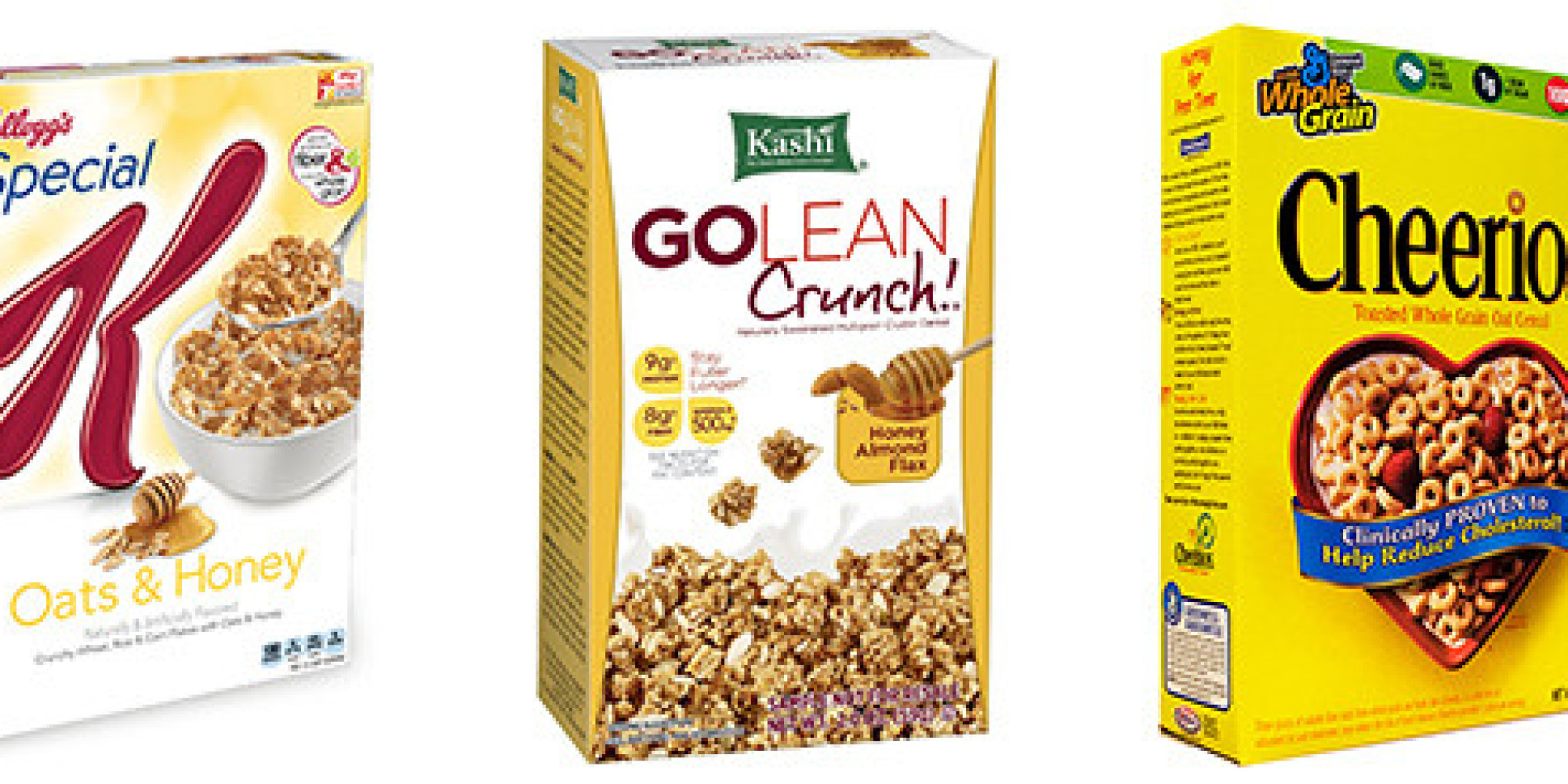 Healthy Cereal: 25 Breakfast Cereals Ranked By Sugar