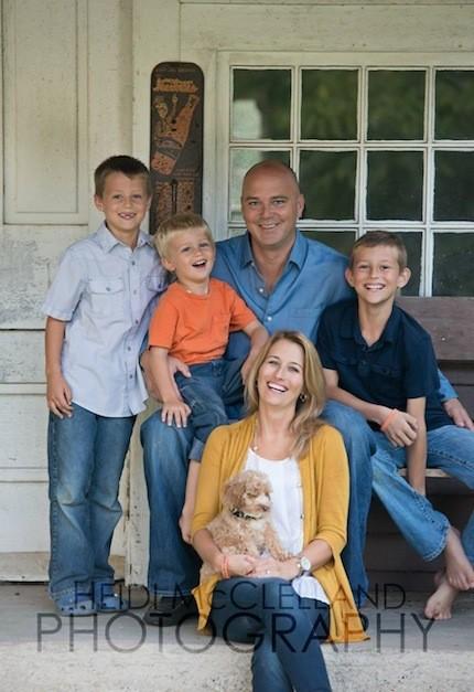 chad family