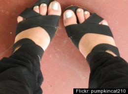 foot fetish bronx