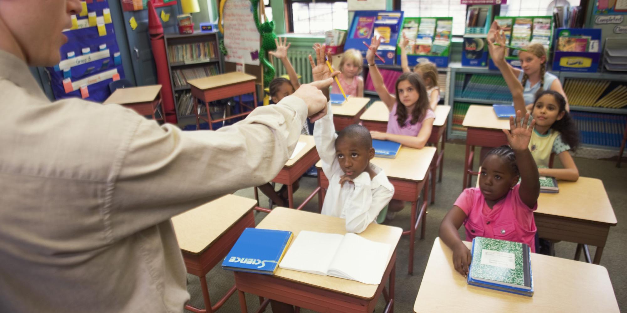 Girl Math Teacher Math Class Say Teachers