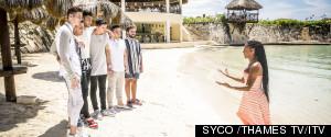 X FACTOR BOYS
