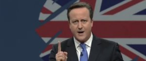 DAVID CAMERON REASONS TO BE CHEERFUL