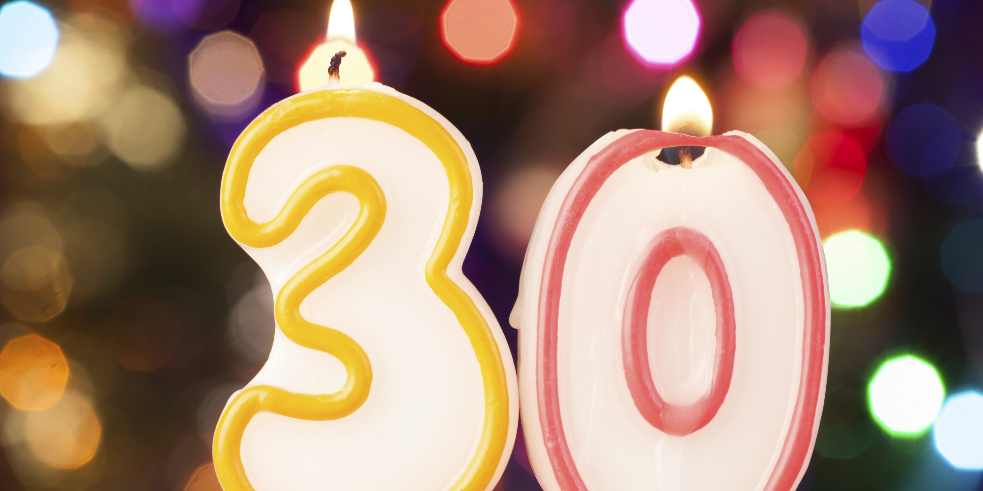 how to make a good 30th