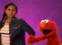 Mindy Kaling And Elmo Dancing Give Us Mad Happy Feet