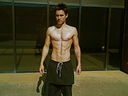 Jared Leto Tweets Ripped, Shirtless Pic Of Himself (PHOTO ...