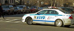 NYPD BROOKLYN CAR