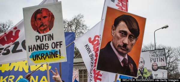 Ukraine Will Have to Live With Putin's Delusions