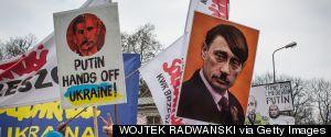 HANDS OFF UKRAINE
