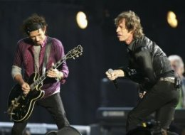 Keith Richards Mick Jagger