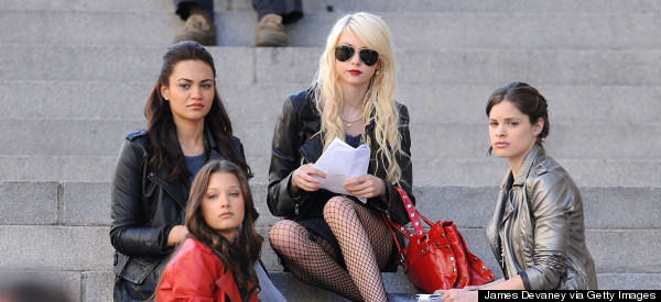 The Biggest Lessons I Learned From TV's 'It-Girls'