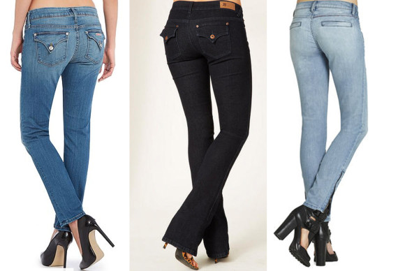 The No-Bullsh*t Denim Guide For EVERY Body Type | The Huffington Post