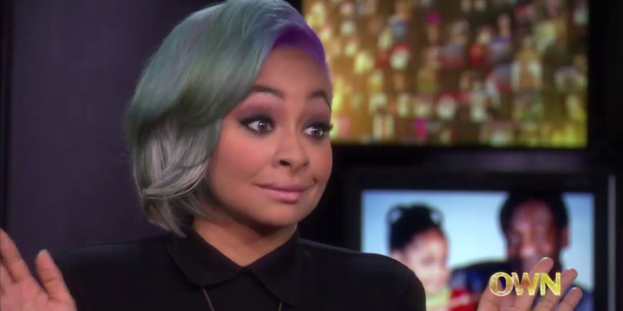 Raven-Symone To Troubled Stars  Raven Symone And Her Baby Daddy