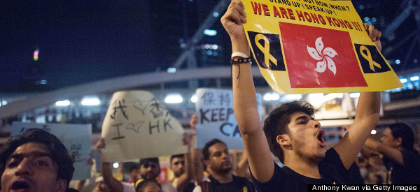 China Tells Foreign Countries Not To Meddle In Hong Kong