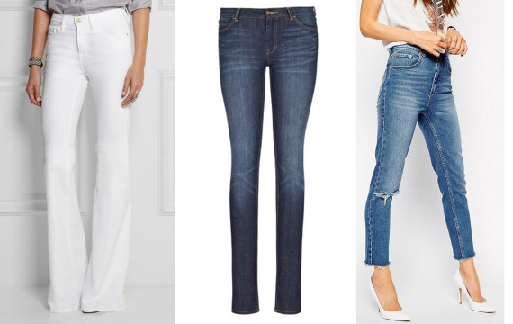 0614b46f54 Frame Denim Forever Karlie High-Rise Flared Jeans, $219 (available in a 40