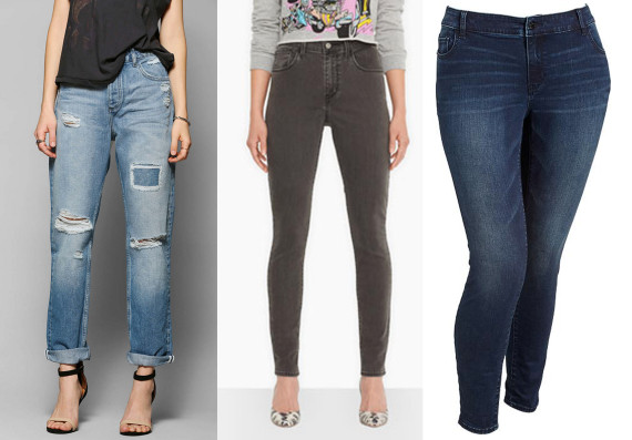 The No-Bullsh*t Denim Guide For EVERY Body Type | HuffPost