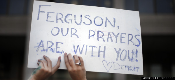 Grand Jury In Ferguson Shooting Investigated For Misconduct