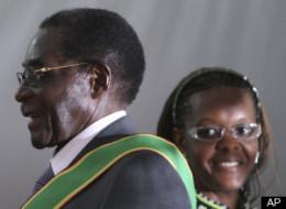 Grace Mugabe Affair