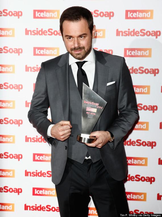 inside soap awards eastenders