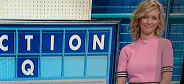 Which Word Did Rachel Nearly Lose It Over On 'Countdown'?