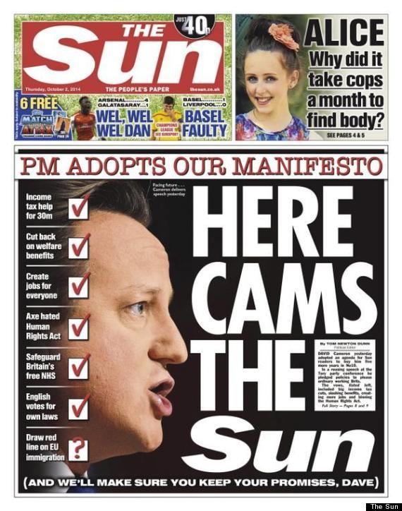 the sun cameron
