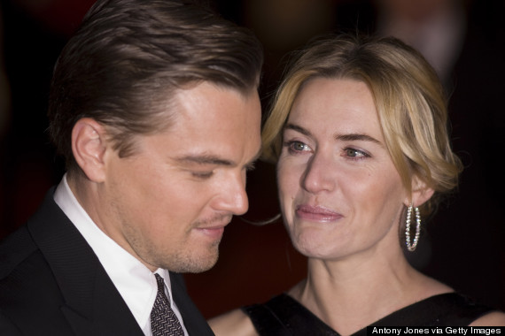 Leonardo Dicaprio And Kate Winslet 2014
