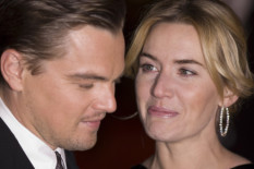 Leonardo DiCaprio and Kate Winslet | Pic: Antony Jones via Getty Images