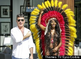 What In The Name Of All That Is Holy Is Sinitta Wearing?