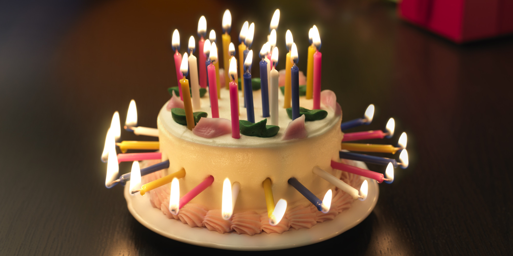 Images Birthday Cake Candles : Pin 100 Candles Cake on Pinterest