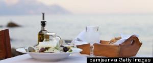 GREEK ISLANDS FOOD