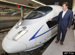 Ca Highspeed Rail