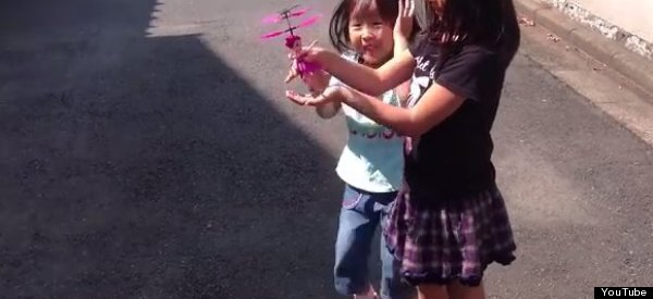 WATCH: Flying Fairy Toy Escapes Human Overlords, Returns Home To Her People