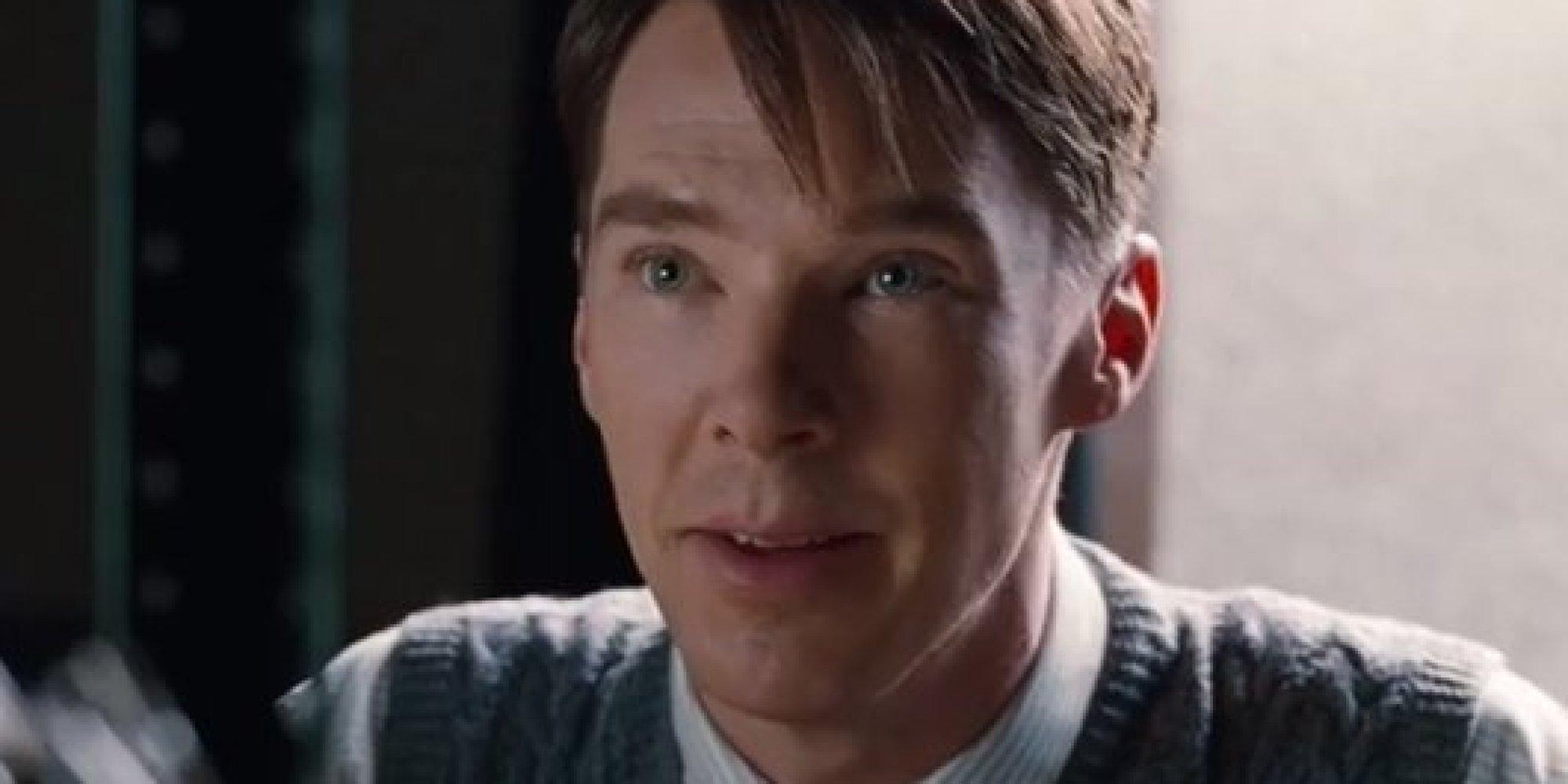 Benedict Cumberbatch Haircut 2014