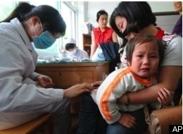 Children With Disease In China