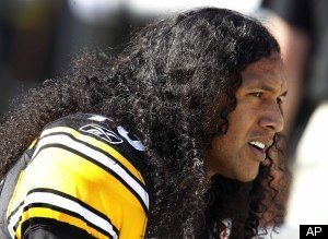 Troy Polamalu Hair Iphone App
