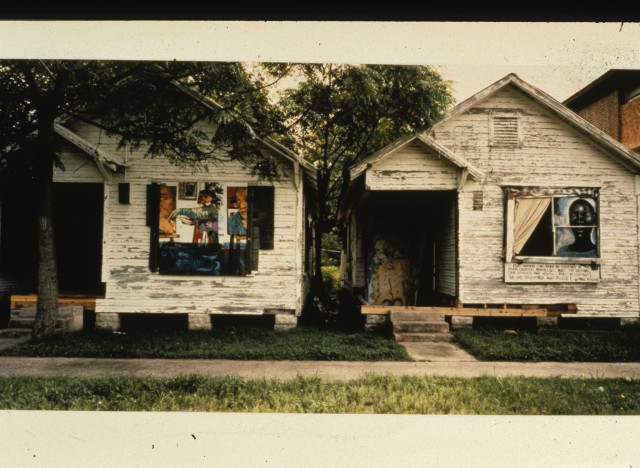 Rick Lowe Explains 39 Project Row Houses 39 His Houston