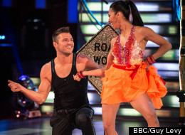 'Strictly' To Serve Up A Big Slab Of Cheese This Weekend