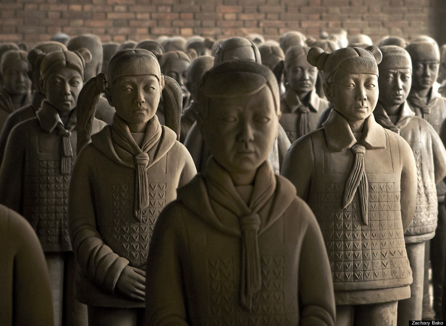 terracotta daughters