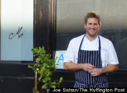 TV Chef Curtis Stone Wants To Prove He's More Than Just A Pretty Face