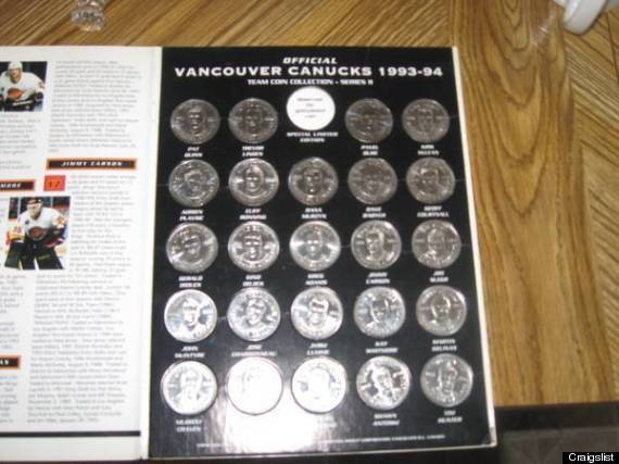 canuck coins